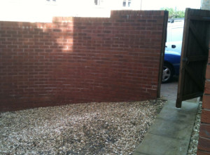 Copplestone, Devon Garden Design by Plant A Seed before 1