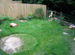 Copplestone2, Devon Garden Design by Plant A Seed before 1