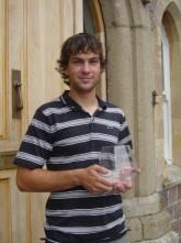 Edd Grimes, Owner of Plant A Seed Garden Design covering Exeter & Devon