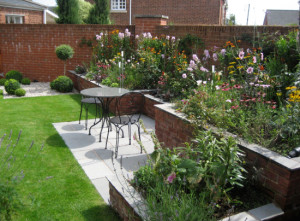 HorseGuards, Exeter Garden Design by Plant A Seed - After 5