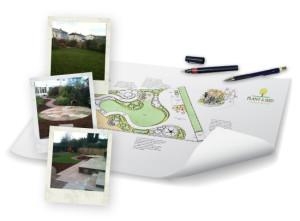 Northlew, Devon Garden Design by Plant A Seed Portfolio
