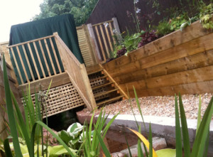 Western Lea Garden, Crediton, Devon (After) by Plant A Seed Garden Design
