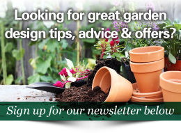 Sign up to the Plant A Seed Garden Design newsletter