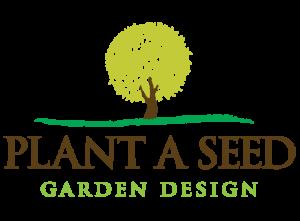 Plant A Seed Garden Design Exeter, Devon logo